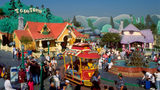 Family Brawl Breaks out in Disneyland's Toontown