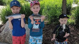 SEE: Boy Puts Fish in Mouth During Photo