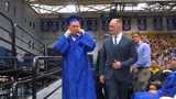 WATCH: NY High School Held Silent Graduation for Classmate with Autism