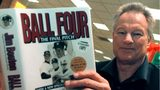 "Jim Bouton released several updates to his best selling book, ""Ball Four,"" including ""Ball Four: The Final Pitch,"" in 2000."