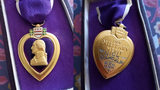 Goodwill Finds Family to Return Purple Heart Accidentally Donated