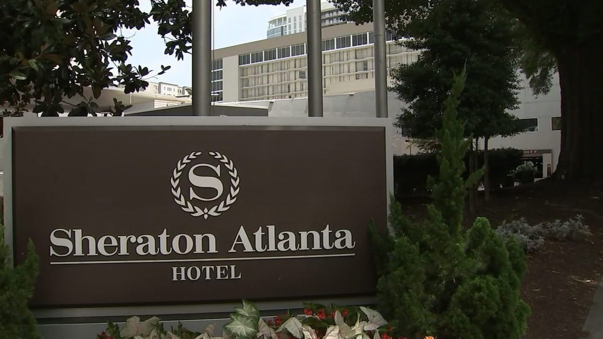 Atlanta hotel to be closed for nearly 1 month after Legionella cases