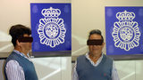 A man was arrested in Spain after he allegedly tried to smuggle $34,000 worth of cocaine underneath his toupee.