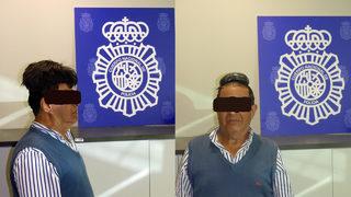 Spanish police arrest man found with half a kilo of cocaine under toupee