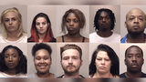 Georgia Hotel Prostitution Bust, 10 Arrested