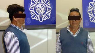 Arrestan a hombre en España por ocultar droga debajo de peluquín