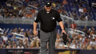 Umpire baiter: Watch 6-year-old baseball