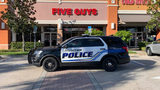 Stuart Police Department officials say five males were arrested after getting into a fistfight at a Five Guys location in Florida.