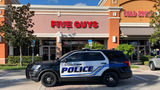 Five Guys Arrested After Getting into Fistfight at Five Guys
