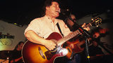 Russell Smith of The Amazing Rhythm Aces performs in London in 1998. Smith died of cancer at age 70 on July 12, 2019.