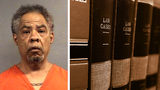 Lindsey Scott, 63, of Lousville, Kentucky, is charged with second-degree assault in an alleged attack on a fellow defense attorney Wednesday, July 17, 2019, in a room at the Jefferson County Hall of Justice.
