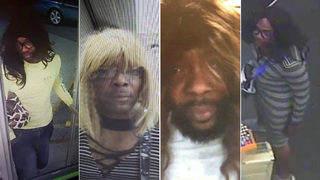 Wigged bandit targeting Waffle Houses throughout Atlanta