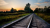 Florida Woman Hit by Train while Wearing Headphones