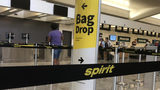 The child got onto the belt behind the Spirit Airlines check-in counter Monday afternoon and rode on the conveyor for about five minutes, the boy's mother, Edith Vega. (WSBTV.com)