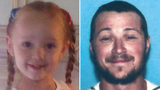 Authorities found Gracelynn June Scritchfield, 4, and arrested her biological father, 26-year-old Arlie Edward Hetrick III, in Pecos, Texas, on Thursday, Aug. 1, 2019, according to multiple reports.