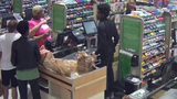 A Publix surveillance video of the incident released Wednesday showed a confrontation that lasted roughly 45 seconds.