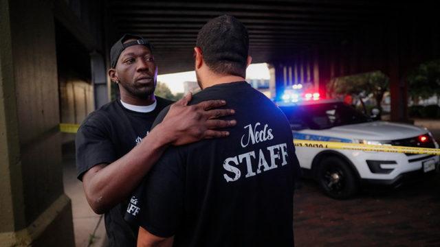 Dayton, Ohio shooting: Alleged gunman exhibited 'bizarre behavior