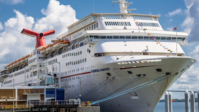 Carnival Fantasy cruise ship fails health inspection | WFTV