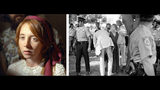 """Manson follower Lynette """"Squeaky"""" Fromme was not involved in the Tate-LaBianca murders, but she is pictured being arrested Sept.5, 1975, after pointing a handgun at President Gerald Ford. Fromme was released from prison in 2009 at the age of 60."""