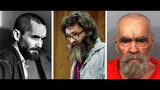 Cult leader Charles Manson, whose followers killed at least nine people on his instructions, is pictured through the years. Manson died in prison in 2017 at the age of 83.