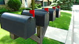 Watch out for thieves forwarding mail behind your back