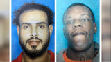 Mohamed Sead Hussain, left, and Dedrick Dewayne Williams, both of Baker, Louisiana, were found dead of multiple gunshot wounds June 1, 2017. William Bottoms Jr., 29, was convicted Friday, Aug. 9, 2019, in their murders.