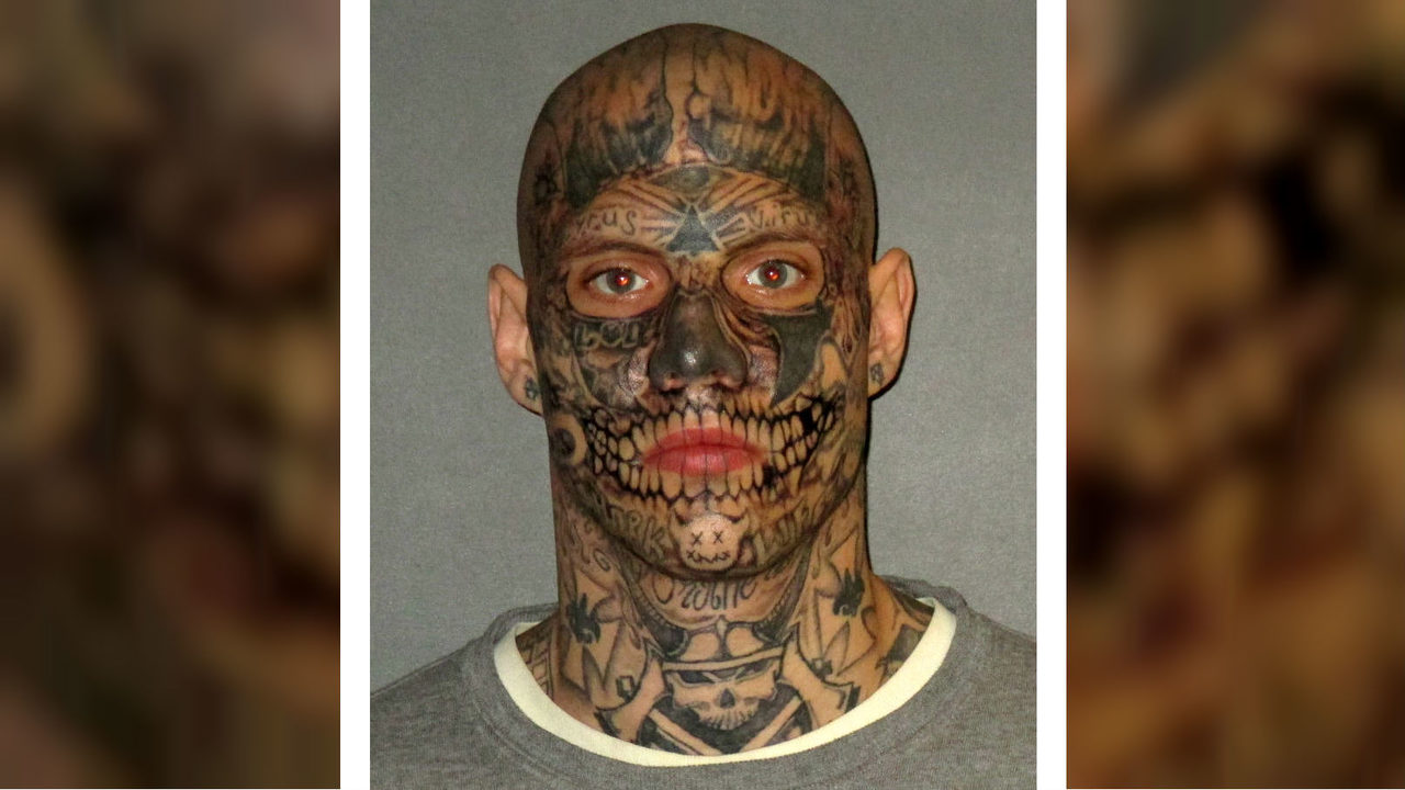 Tattooed Louisiana man whose twin was killed by cops convicted of