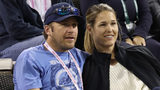 FILE PHOTO: Bode Miller and his wife Morgan Miller have announced they're expecting twins a year after their daughter drowned in a neighbor's pool.
