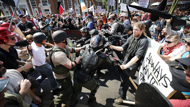 What happened at Charlottesville: Looking back at the rally