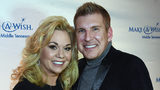 Reality TV stars Julie Chrisley and Todd Chrisley attend the 2016 Make-A-Wish Stars For Wishes at the Gaylord Opryland Hotel on January 16, 2016 in Nashville, Tennessee.