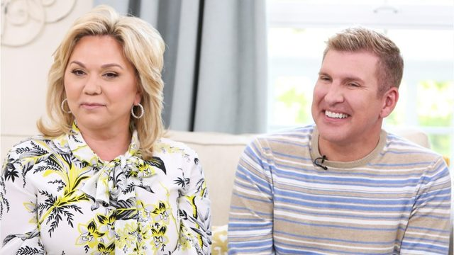 Reality TV stars Todd, Julie Chrisley turn themselves in on federal charges