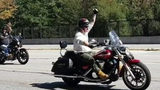 Massachusetts man searching for good Samaritan who helped him after motorcycle crash