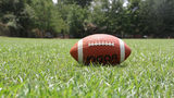 Stock photo of a football.