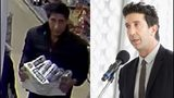 """Blackpool police released this photo of Abdulah Husseini who bears a striking resemblance to """"Friends"""" star David Schwimmer. On Thursday, Husseini was sentenced to 9 months in jail."""
