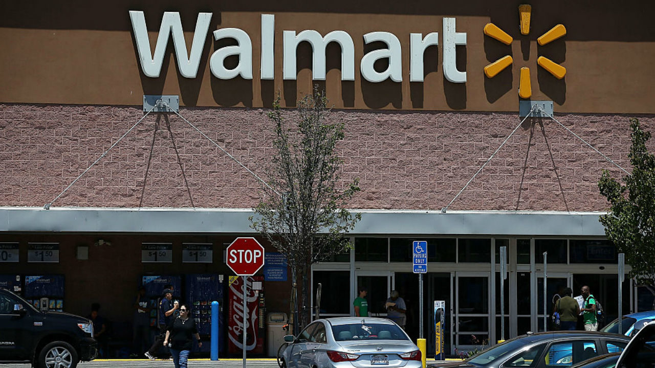 WALMART AMMUNITION SALES: Walmart to stop selling handgun