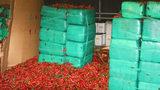 Nearly 4 tons of marijuana found hidden in jalapeno shipment, CBP says
