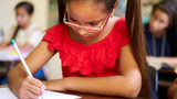 Popular promise - no homework all year for students in one class
