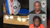 Authorities in Slidell, Louisiana, arrested Ellis Cousin, 51, and Angelica Stanley, 23, after a 5-year-old child brought cocaine to school, police said.