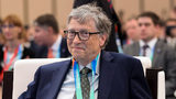 Netflix announced it's releasing a new three-part documentary that will delve into the mind of Microsoft co-founder Bill Gates. (Photo by Lintao Zhang/Getty Images)