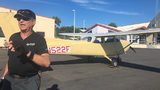 Joe Hurston has been flying for more than five decades. (WFTV.com)