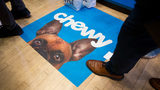 FILE PHOTO: Chewy.com is replacing a shipment that was taken by a porch pirate bear.