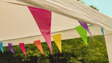 Stock photo of a party tent.