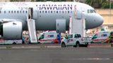 7 hospitalized after Hawaiian Airlines plane makes emergency landing after smoke fills cabin