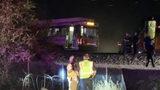 At least 27 injured in Sacramento train crash