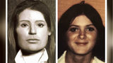 A forensic reconstruction of skeletal remains found in 1980 in Rapides Parish, Louisiana, is pictured at left. The image caught the eye of the family of Donna Gayle Brazzell in July 2019, leading to her identification through DNA.