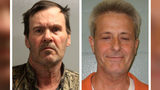 Leo Laird, 64, and Gary Joseph Haymon, 54, both of Oakdale, Louisiana, have been charged with first-degree murder, first-degree rape and aggravated kidnapping in the death of Donna Gayle Brazzell, 18.