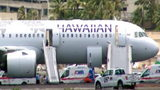 A Hawaiian Airlines plane had to make an emergency landing in Honolulu on Thursday morning.