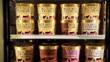 A Texas man has been charged after he was recorded licking Blue Bell ice cream for a social media prank.