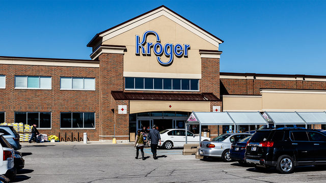 Kroger asks customers to stop openly carrying guns in stores