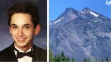 Riley Zickel, 21, of Sebastopol, Calif., went missing July 30, 2016, on a hike in Oregon's Mount Jefferson Wilderness area. The remains of the Lewis & Clark College student were found Tuesday, Sept. 3, 2019, in a glacial area of the mountain.